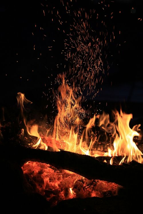 fire bonfire night