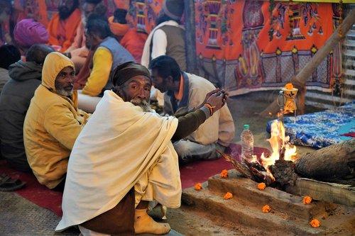 fire  saint  celebration