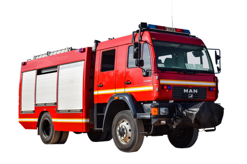 fire  vehicle  one