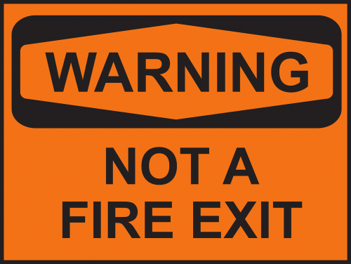 fire safety danger