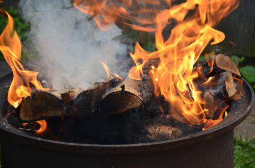 fire koster burn