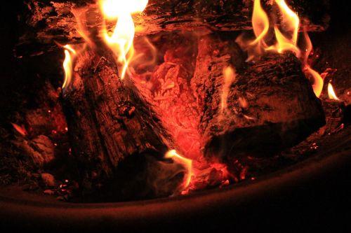 fire bonfire fire pit