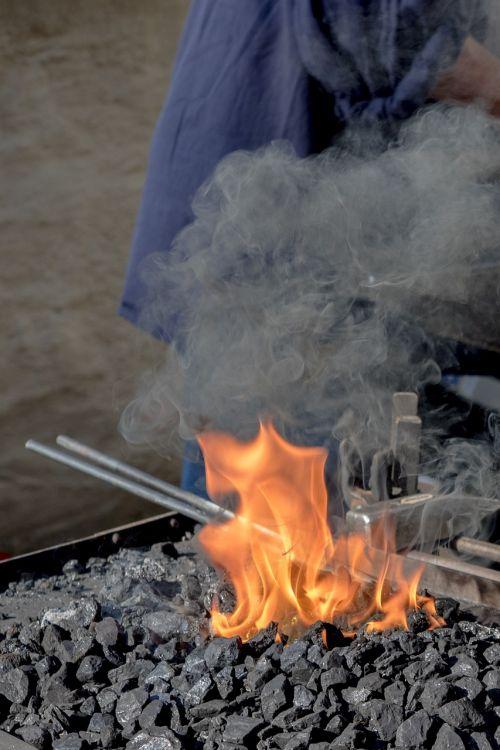 fire iron embers