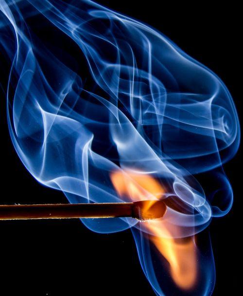 fire match flame