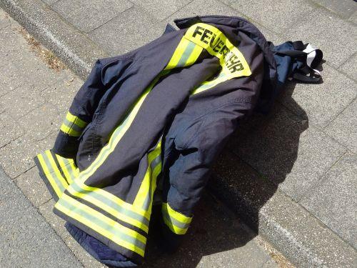 fire use jacket