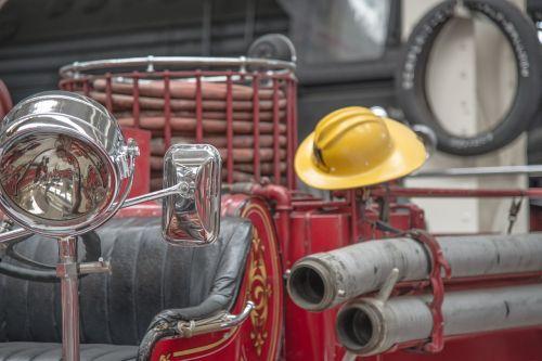 fire fire truck antique