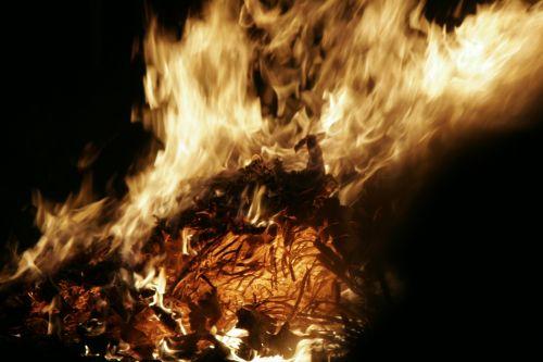 fire heat threat