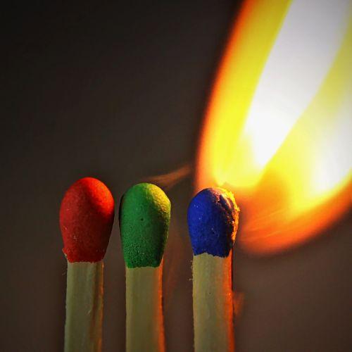 fire match matches