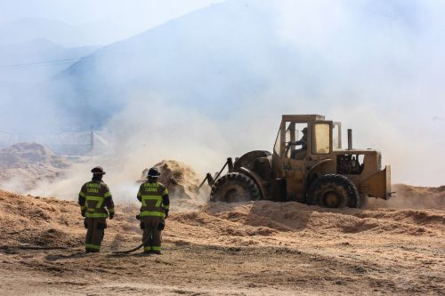 fire machine brigades