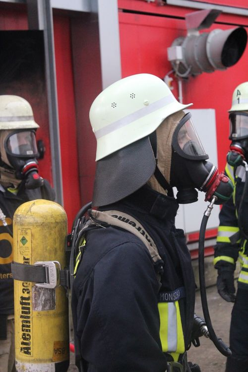 fire respiratory protection rescue