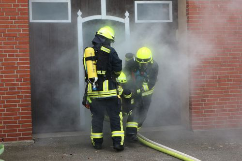 fire respiratory protection attack force