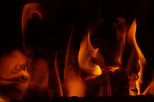 fire heat flame