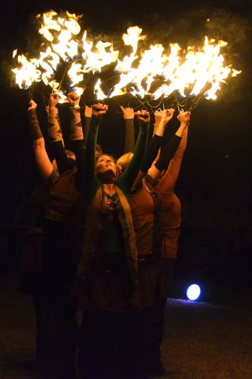fire dance celtic festival celtic entertainment