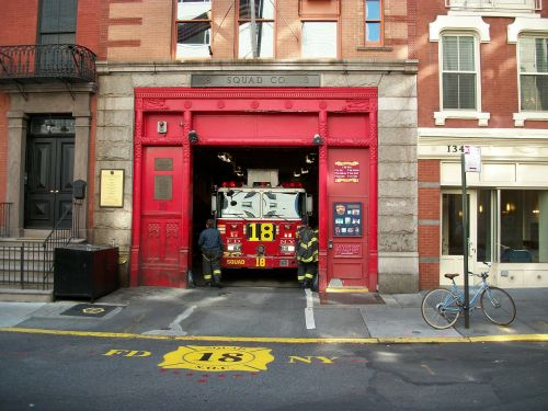fire department firefighters firemen
