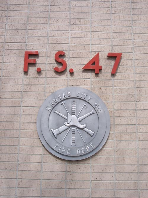 fire department emblem kansas city