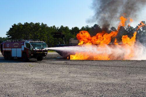 fire engine emergency fire
