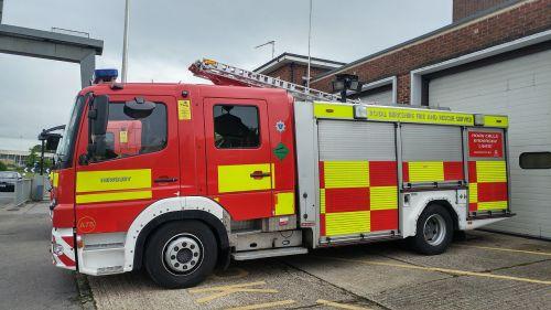 fire engine fire fire truck