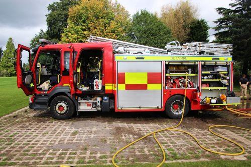 fire engine fire truck truck