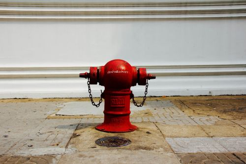 fire extinguisher hydrant water