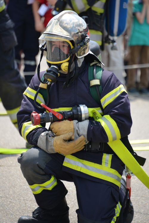 fire fighter fire wear protective clothing