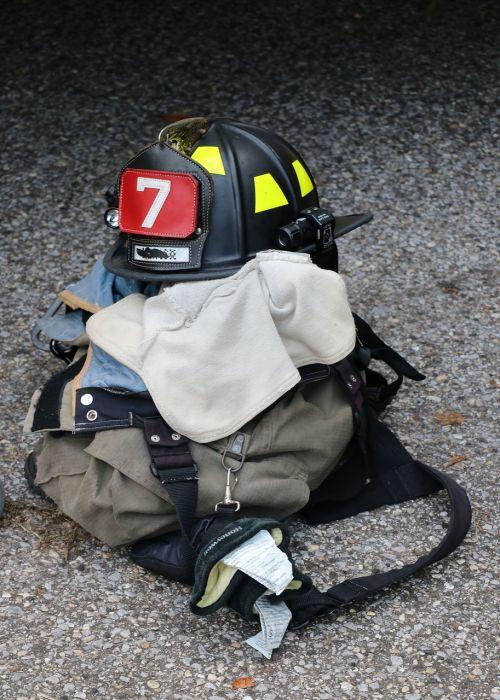 fire gear firefighter equipment