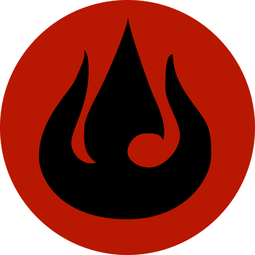 fire nation  money  icon