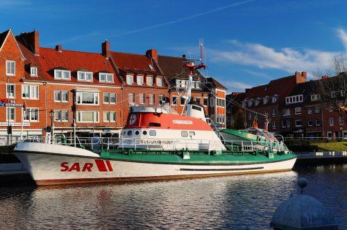 fire ship sar emden