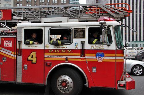 fire truck american fdny