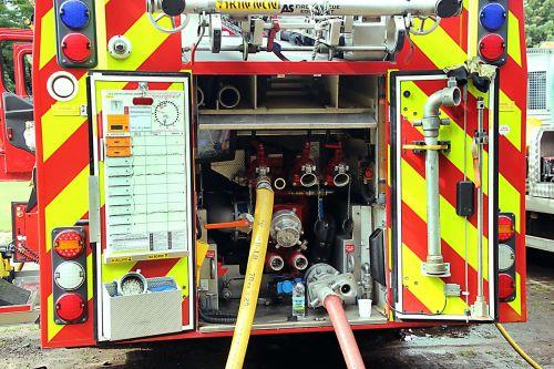fire truck emergency service rescue