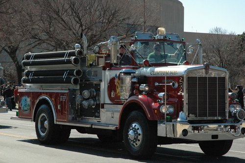 fire truck  red  heroes