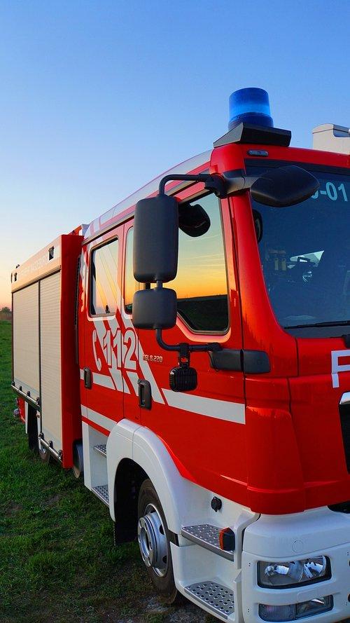 fire truck  racing car  blue light