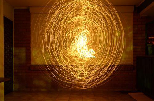 fireball light globe