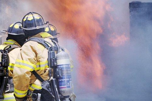 firefighter  fireman  fire