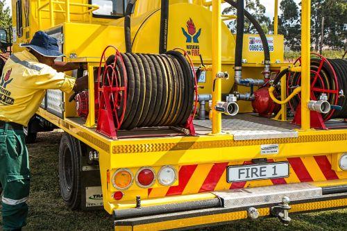 firefighter fire equipment fireman