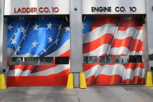 firefighter barracks manhattan united states