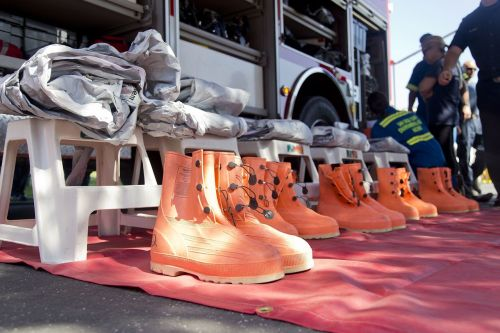 firefighters equipment protection