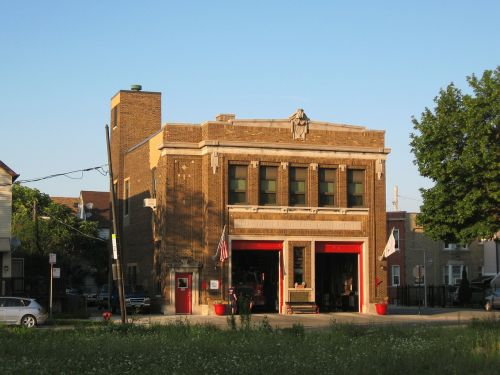 firehouse chicago urban
