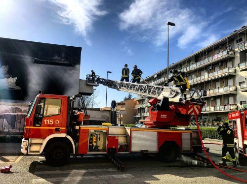 firemen fire autoscala