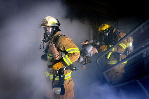firemen firefighter fire