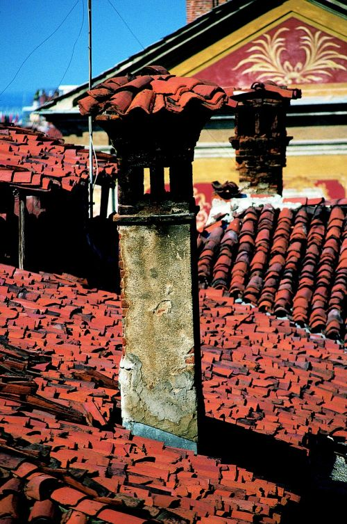 fireplaces roof roofs