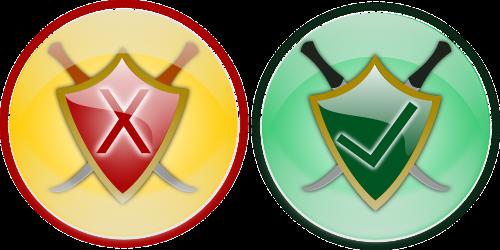 firewall antivirus status