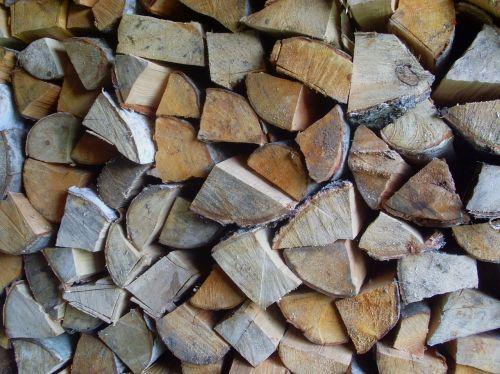 firewood wood drovnike piled firewood
