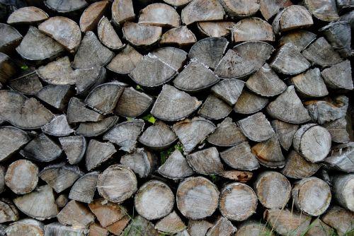malkos, mediena, Ugnis, šildymas, žiema, sezonas, atšilimas, malkos