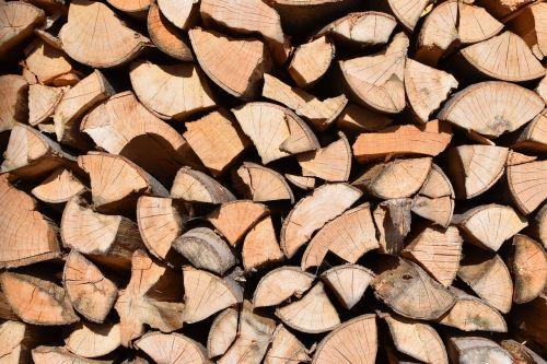 firewood holzstapel tribe