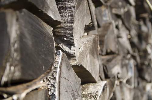 firewood  village  dacha