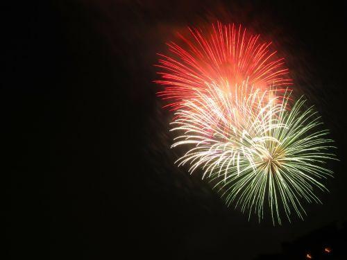 firework fireworks lights