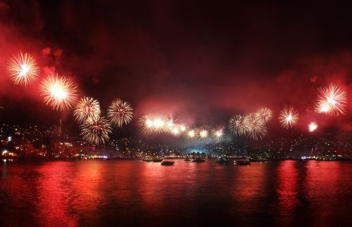 fireworks red lebanon
