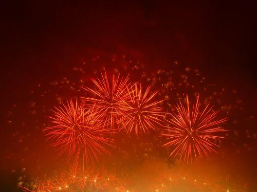 fireworks pyrotechnics celebration