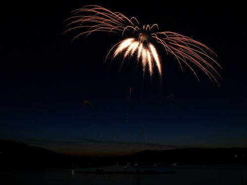 fireworks sparklers bank