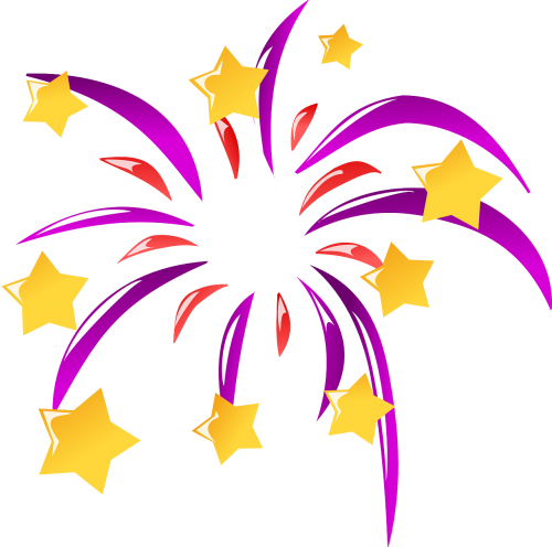 fireworks rockets sylvester